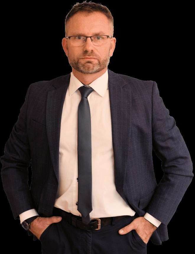 Rafał Słanek - Specjalista ds. sprzedaży